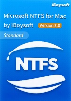 iBoysoft NTFS for Mac Standard
