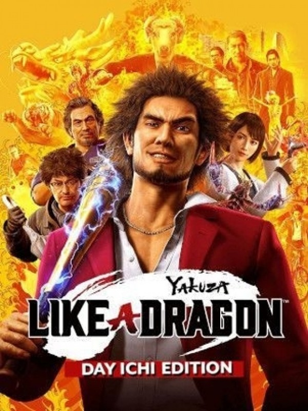 Yakuza: Like a Dragon   Day Ichi Edition (PC) - Steam Key - EUROPE